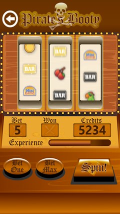 Slots screen shot 1
