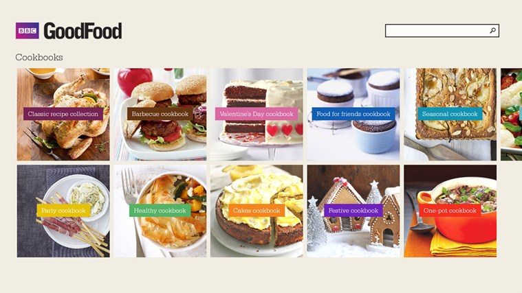 BBC Good Food screen shot 1