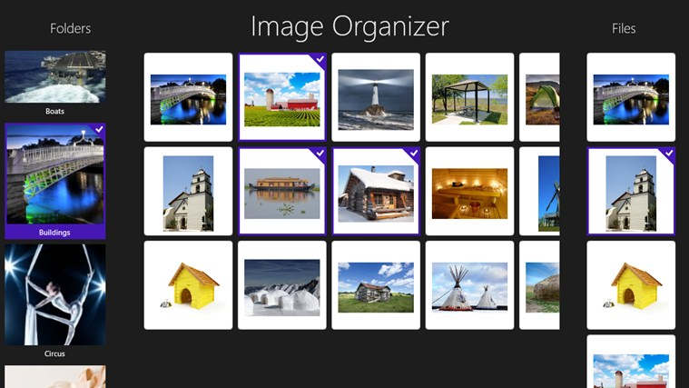 Photo Organizer 2013 screen shot 1