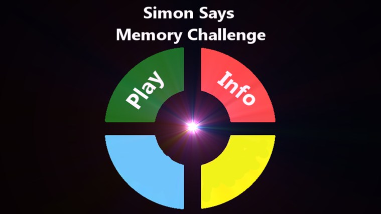 Simon Says - Memory Challenge screen shot 5