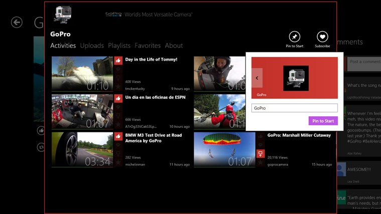 Hyper for YouTube screen shot 5