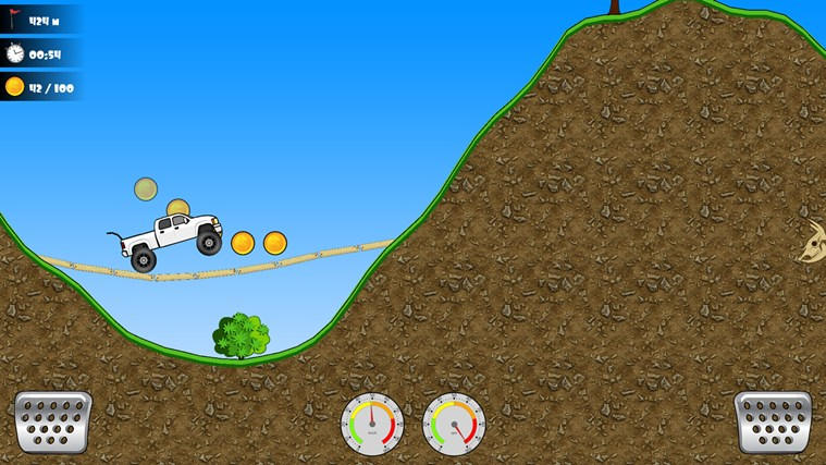Offroad Racing screen shot 3