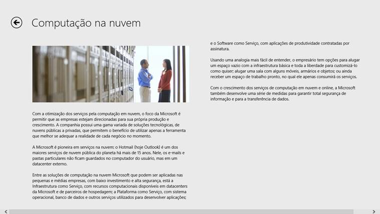 Impacto no Brasil captura de tela 3