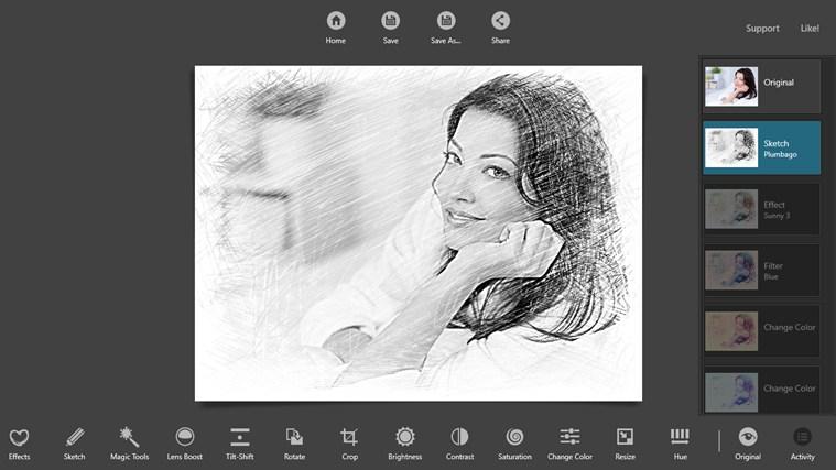 KVADPhoto+ PRO screen shot 1