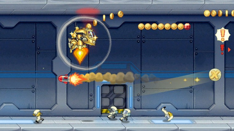 Jetpack Joyride screen shot 3