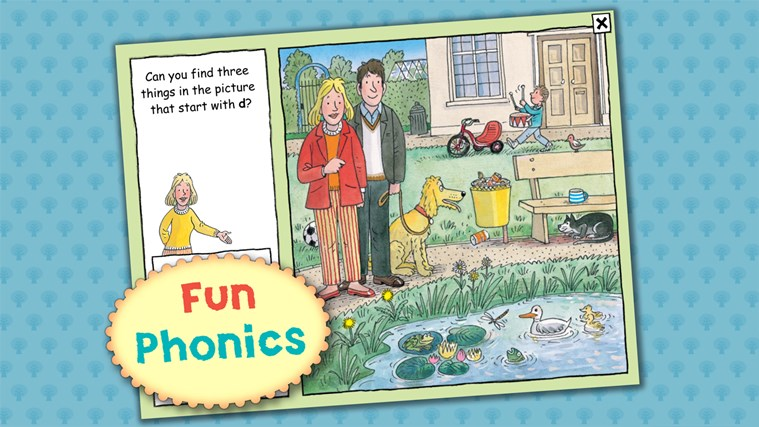 Read with Biff, Chip & Kipper: Library screen shot 3