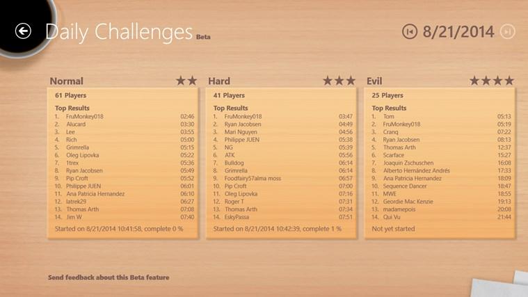 Sudoku Free capture d'écran 7