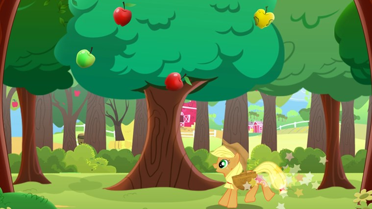 MY LITTLE PONY - Friendship is Magic screen shot 3