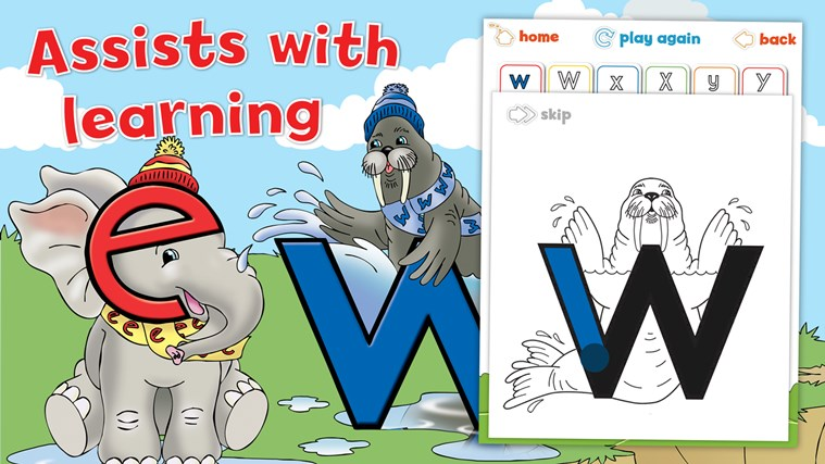 Free Coloring Pages Of Letterland