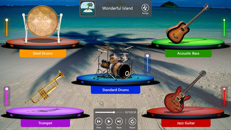 Kids' Orchestra screen shot 1