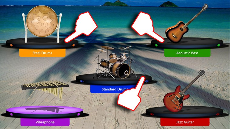 Kids' Orchestra screen shot 5