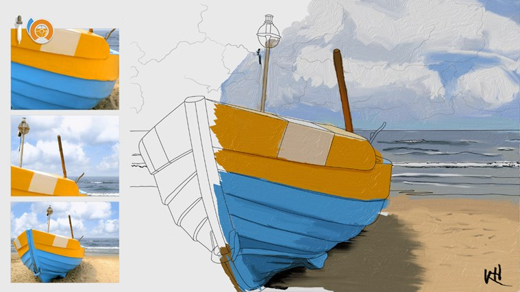 Fresh Paint captura de tela 3
