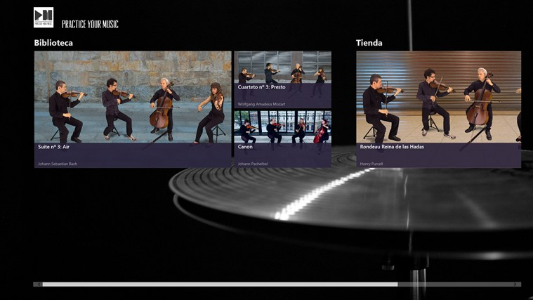 Practice Your Music captura de pantalla 1