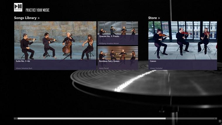 Practice Your Music screen shot 1
