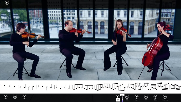 Practice Your Music screen shot 3