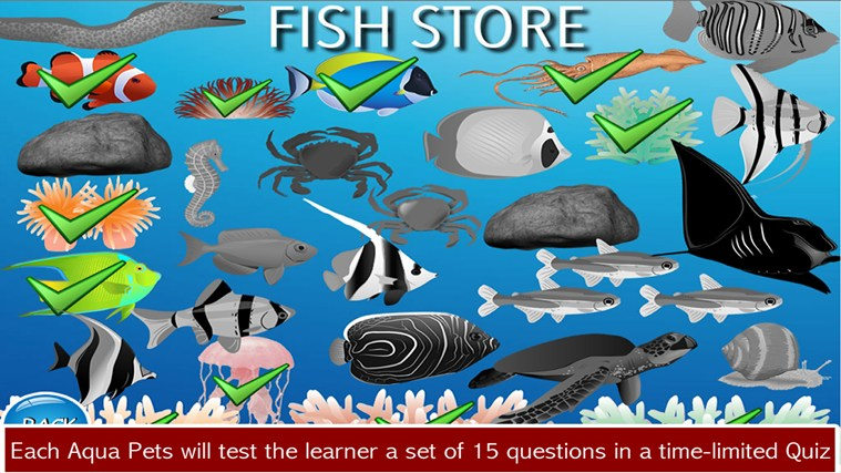 Animals Learn Science - 3rd Grade screen shot 3