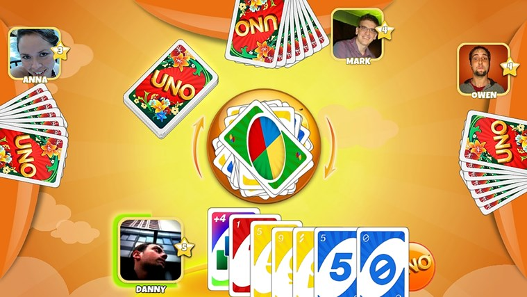 UNO & Friends screen shot 3