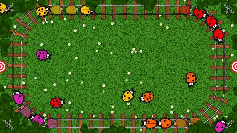 eeZee Sequence Train screen shot 1