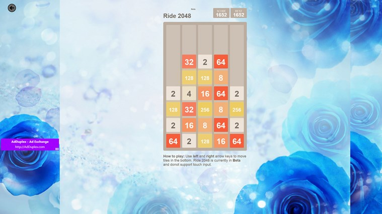 2048 Collection: 12 Game Boards screen shot 7