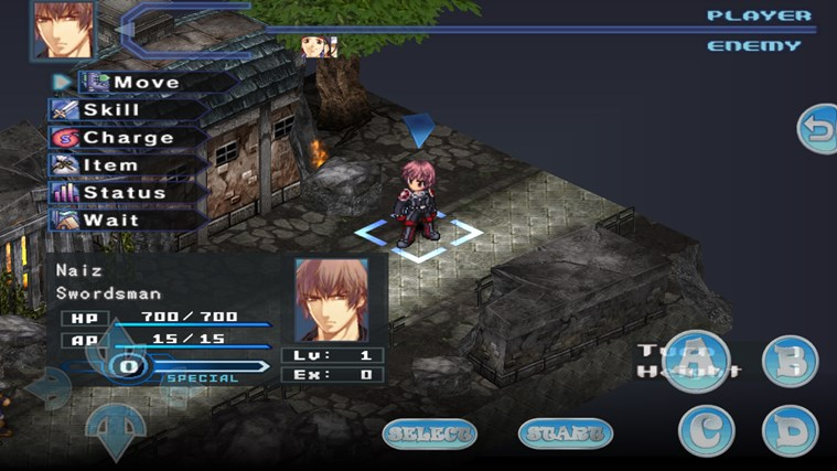 Spectral Souls (ENG) screen shot 1