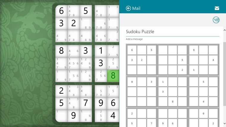 Sudoku Classic screen shot 5