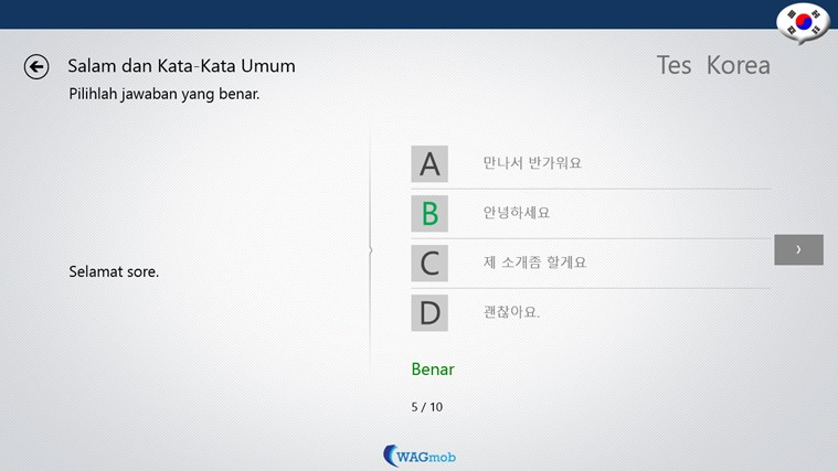 Belajar Bahasa Korea-Buku Frase screen shot 7