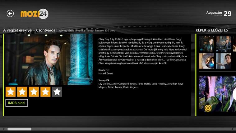 Mozi24 screen shot 1