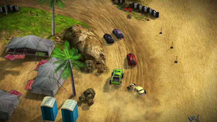 Reckless Racing Ultimate screen shot 5