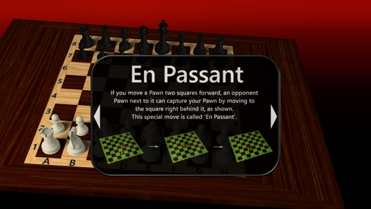 3D Chess Game screen shot 1