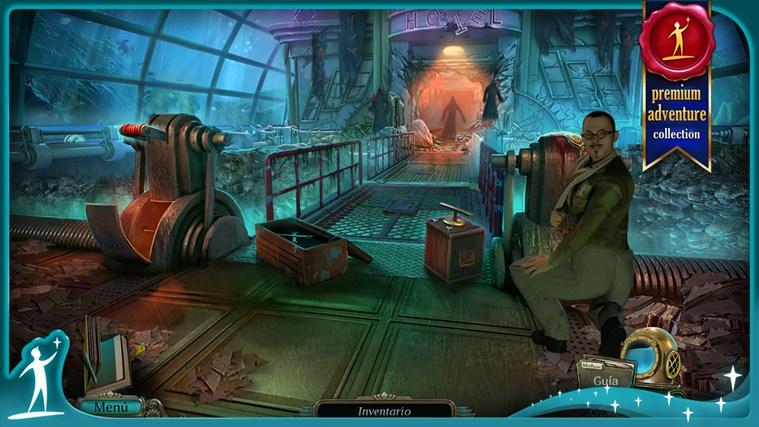 Abyss: Los Espectros Del Edén captura de pantalla 3