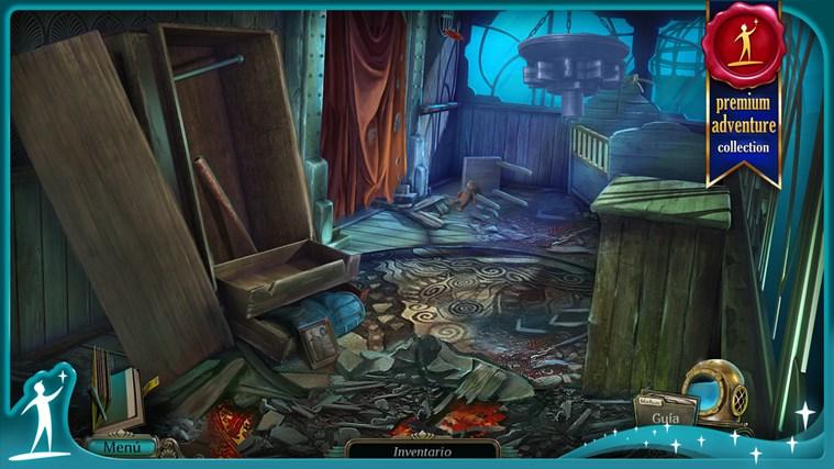 Abyss: Los Espectros Del Edén captura de pantalla 7