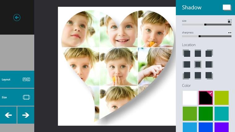Phototastic Pro screen shot 7