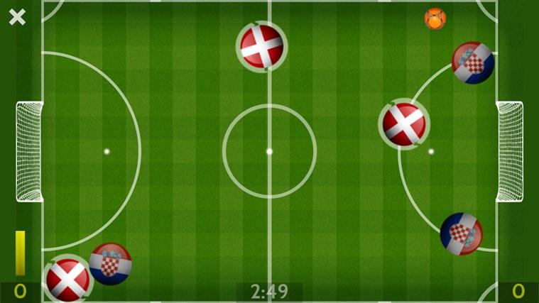 Air Soccer Fever screen shot 3
