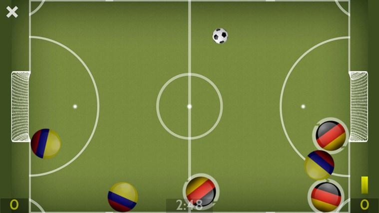 Air Soccer Fever screen shot 5