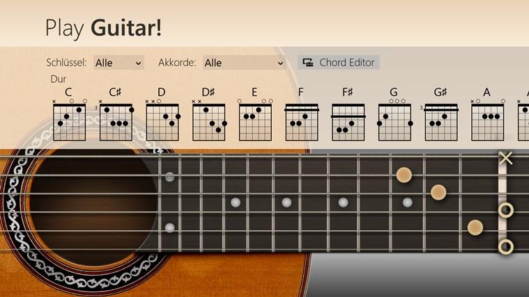 Play Guitar! Screenshot 1