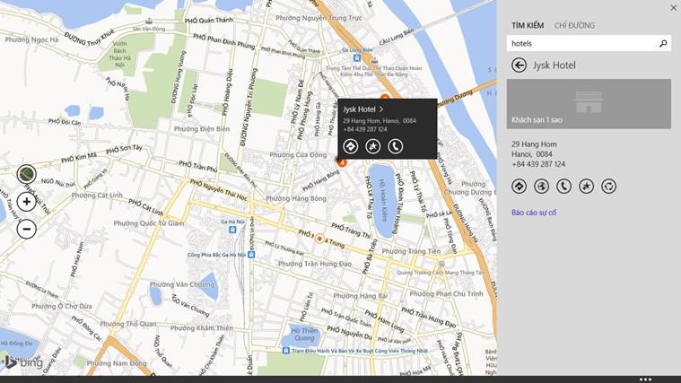 Bản đồ ảnh chụp màn hình 3