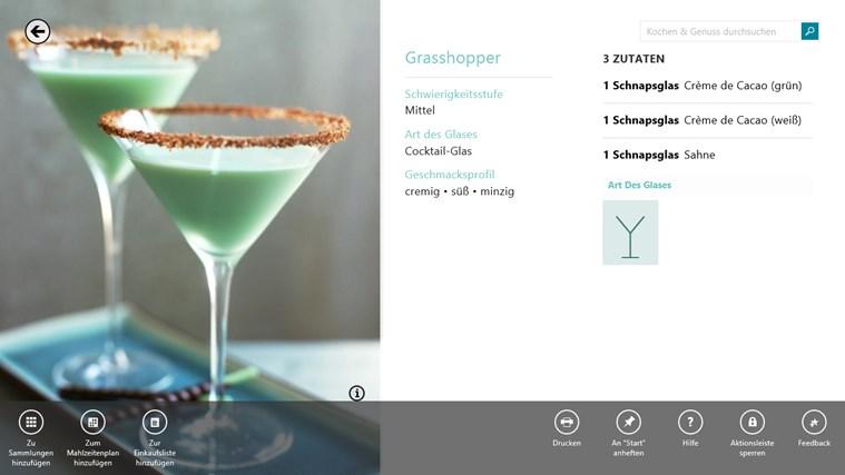 MSN Kochen & Genuss Screenshot 7