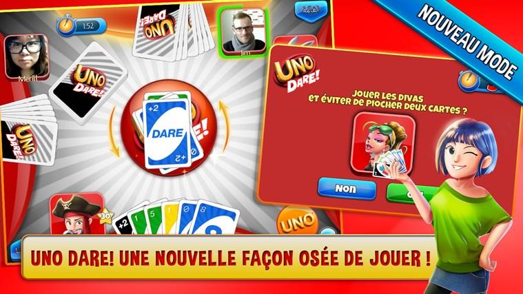 UNO ™ & Friends – Le populaire jeu de cartes devient social ! capture d'écran 1