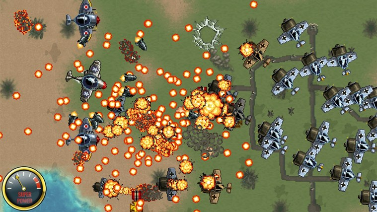 Aces of the Luftwaffe screen shot 1