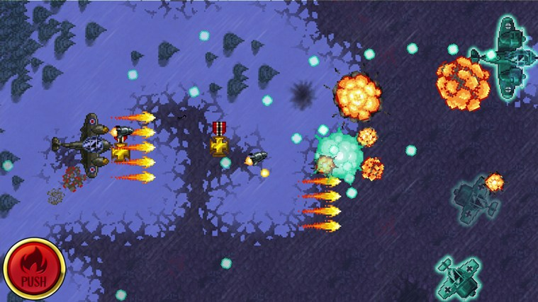 Aces of the Luftwaffe screen shot 3