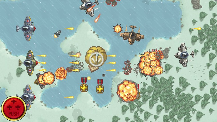 Aces of the Luftwaffe screen shot 5