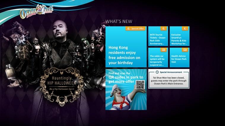 Ocean Park Hong Kong 螢幕擷取畫面 1