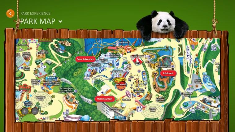 Ocean Park Hong Kong 螢幕擷取畫面 5