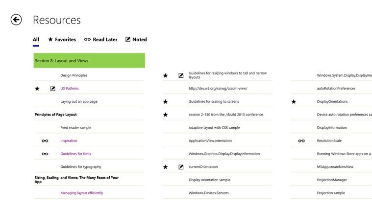 Microsoft Press Guided Tours screen shot 5