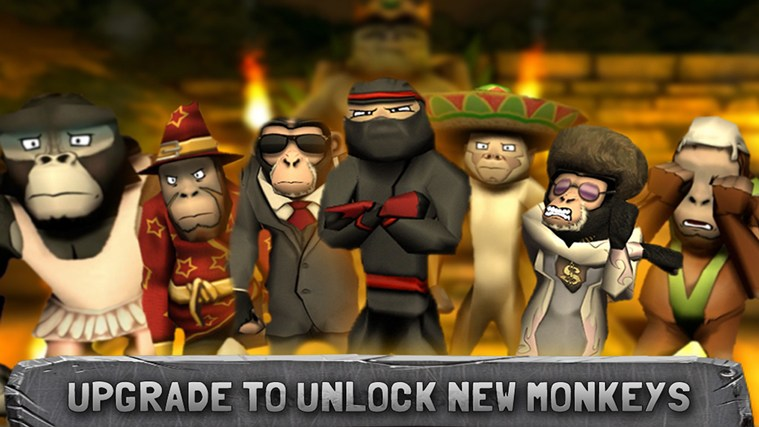 Battle Monkeys screen shot 3