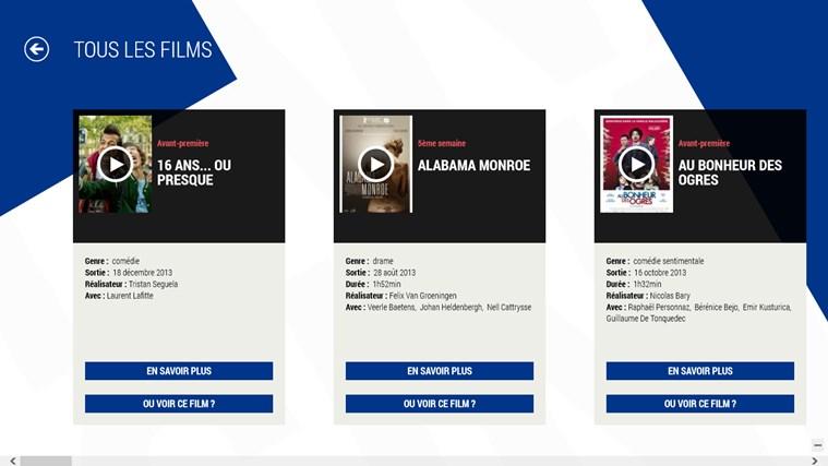 UGC direct capture d'écran 3