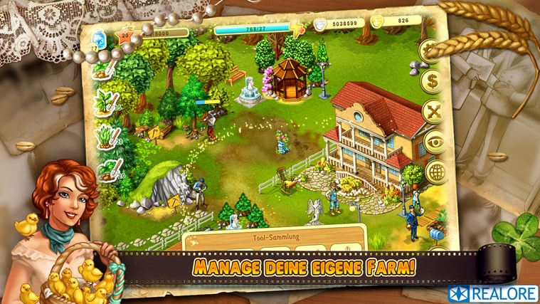 Farm Up Screenshot 1