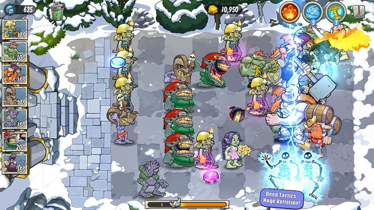 Trolls vs Vikings skjermbilde 1
