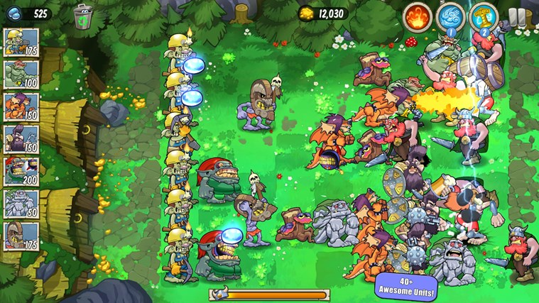 Trolls vs Vikings skjermbilde 3