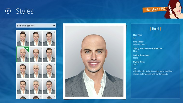 Hairstyle App  newhairstylesformen2014.com